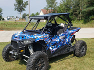 RZR Digital Camo Wrap