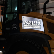Israels Loader Reflective Wrap