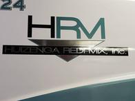 HRM Lettering