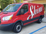 Shine Van Wrap