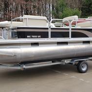 Exterior Boat Wrap
