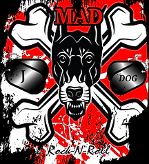 Mad J-Dog logo artwork
