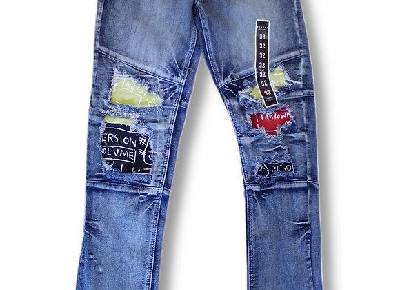 Reason blue jeans