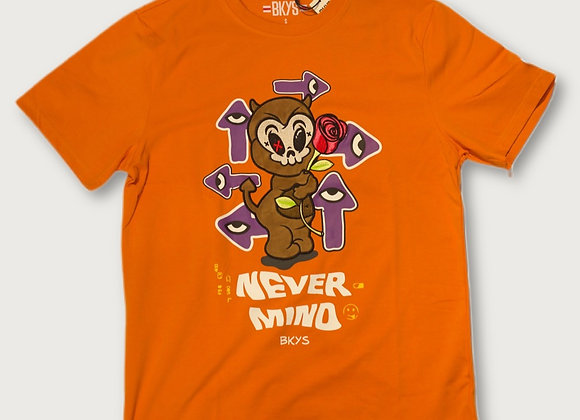 Never mind graphic tee