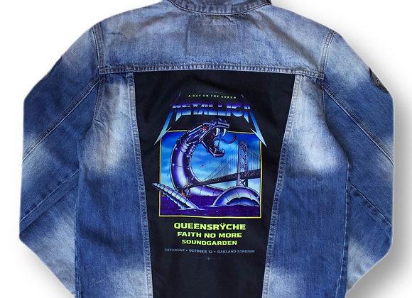 Denim jacket Metallica