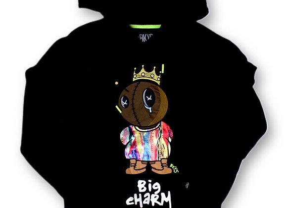 Big charm hoodie