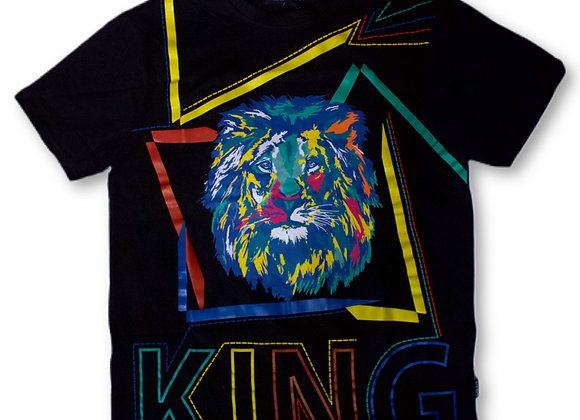 King graphic tee