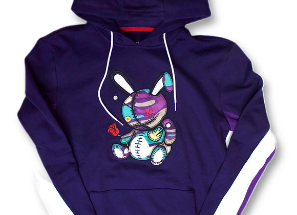 Bunny lucky charm hoodie