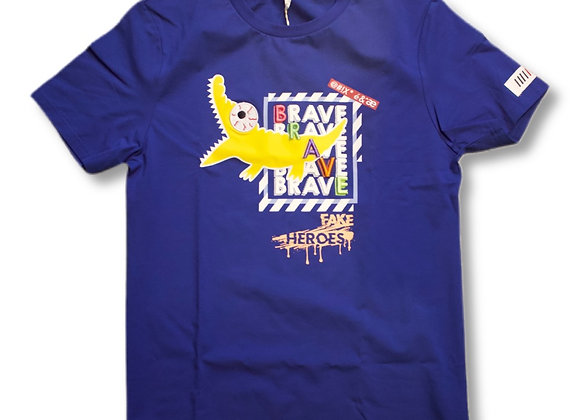 Fifth ave tee - blue