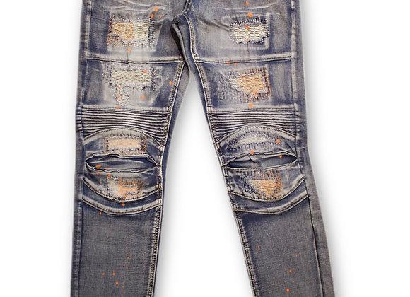 Switch jeans - m blue