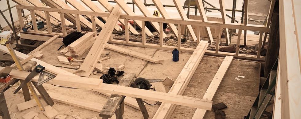 New Timber Frame