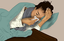 A_lady_suffering_from_the_Common_Cold.pn