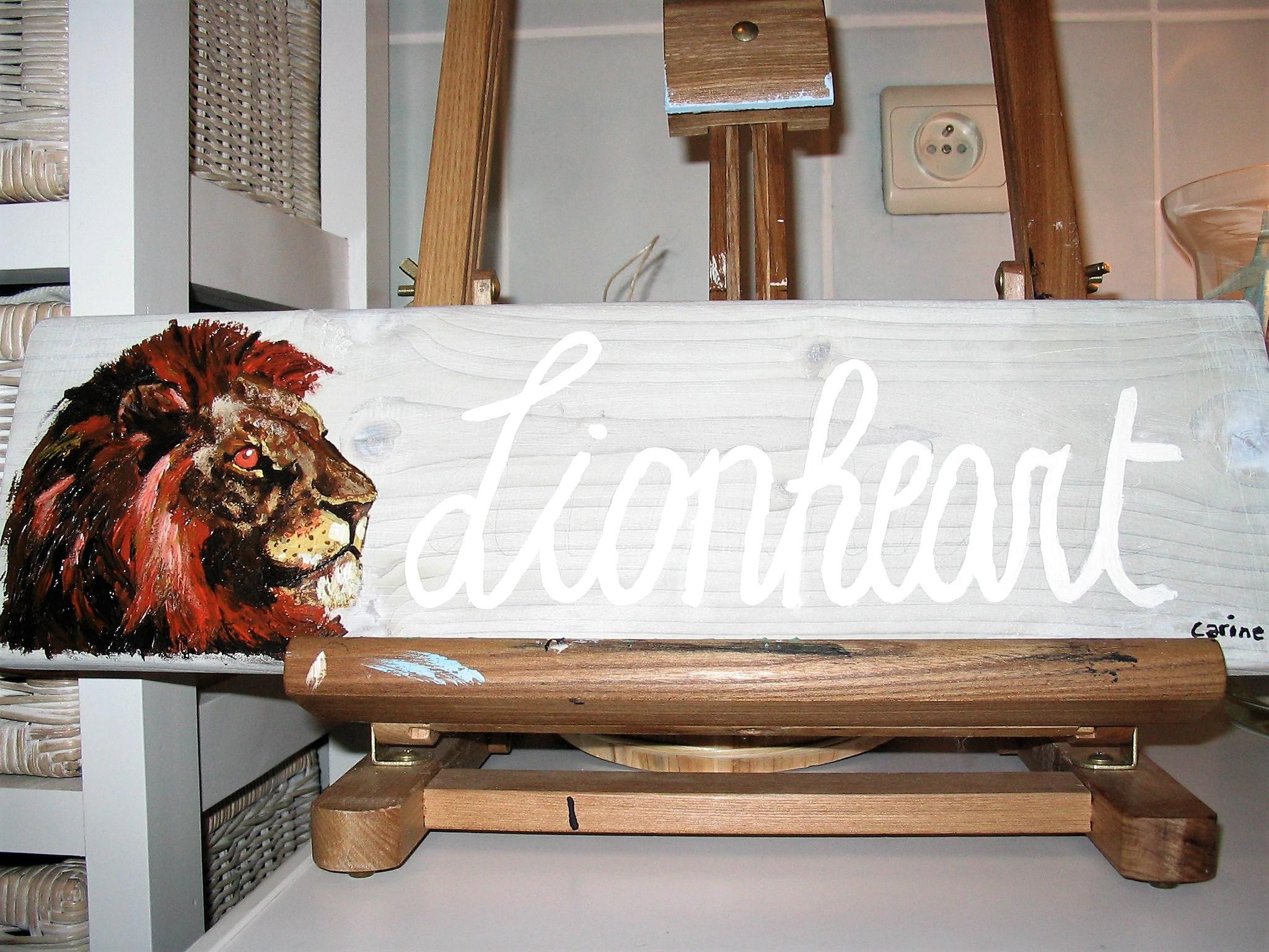 11.Lionheart