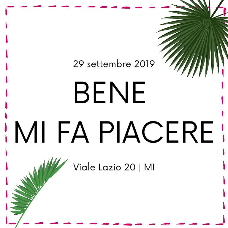 Spazio 3R a BENE! MI FA PIACERE *Cine-Mini-Market* edition