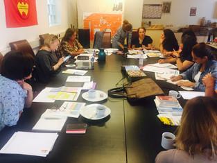 3 meeting a Francoforte del Progetto NEW CHANCE, NEW LIFE! - Erasmus+