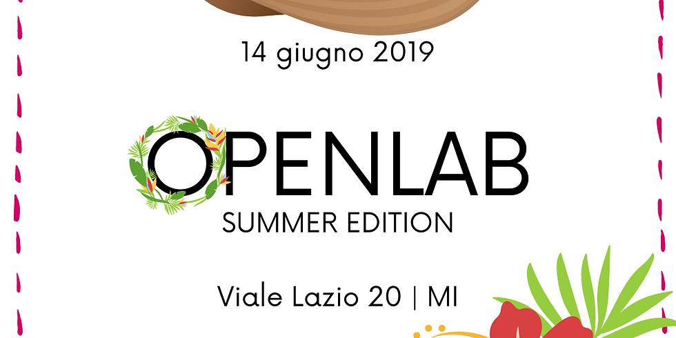 OPENLAB SUMMER EDITION