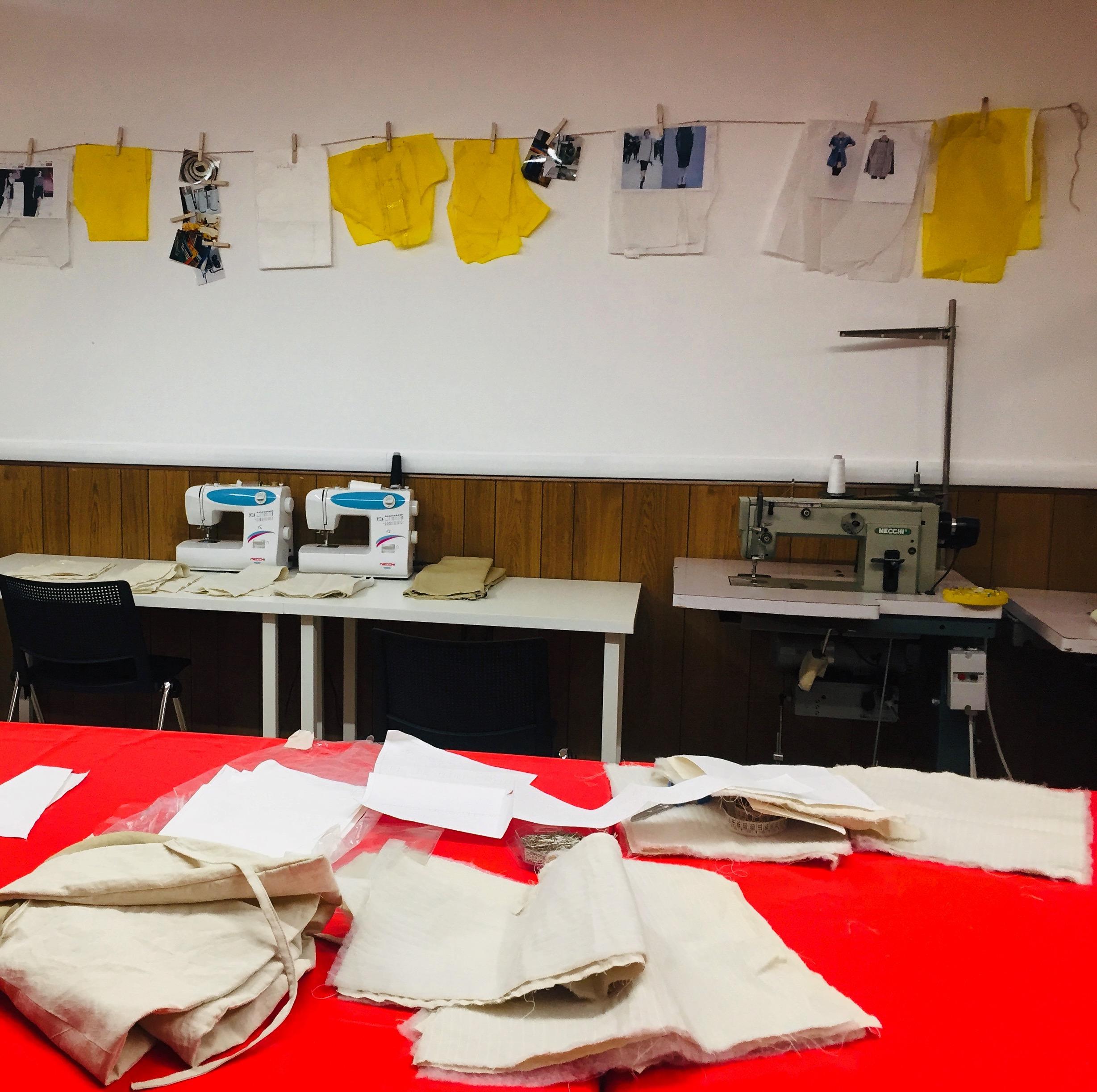 Laboratorio sartoria