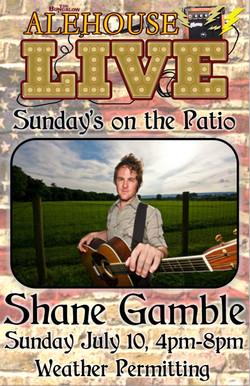 shane Gamble PM Live 11x17