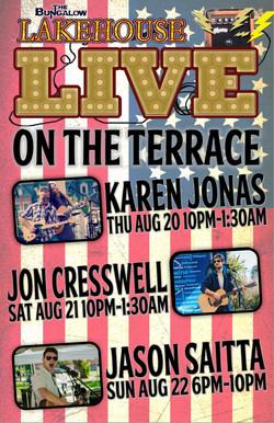Lakehouse Live August week 3