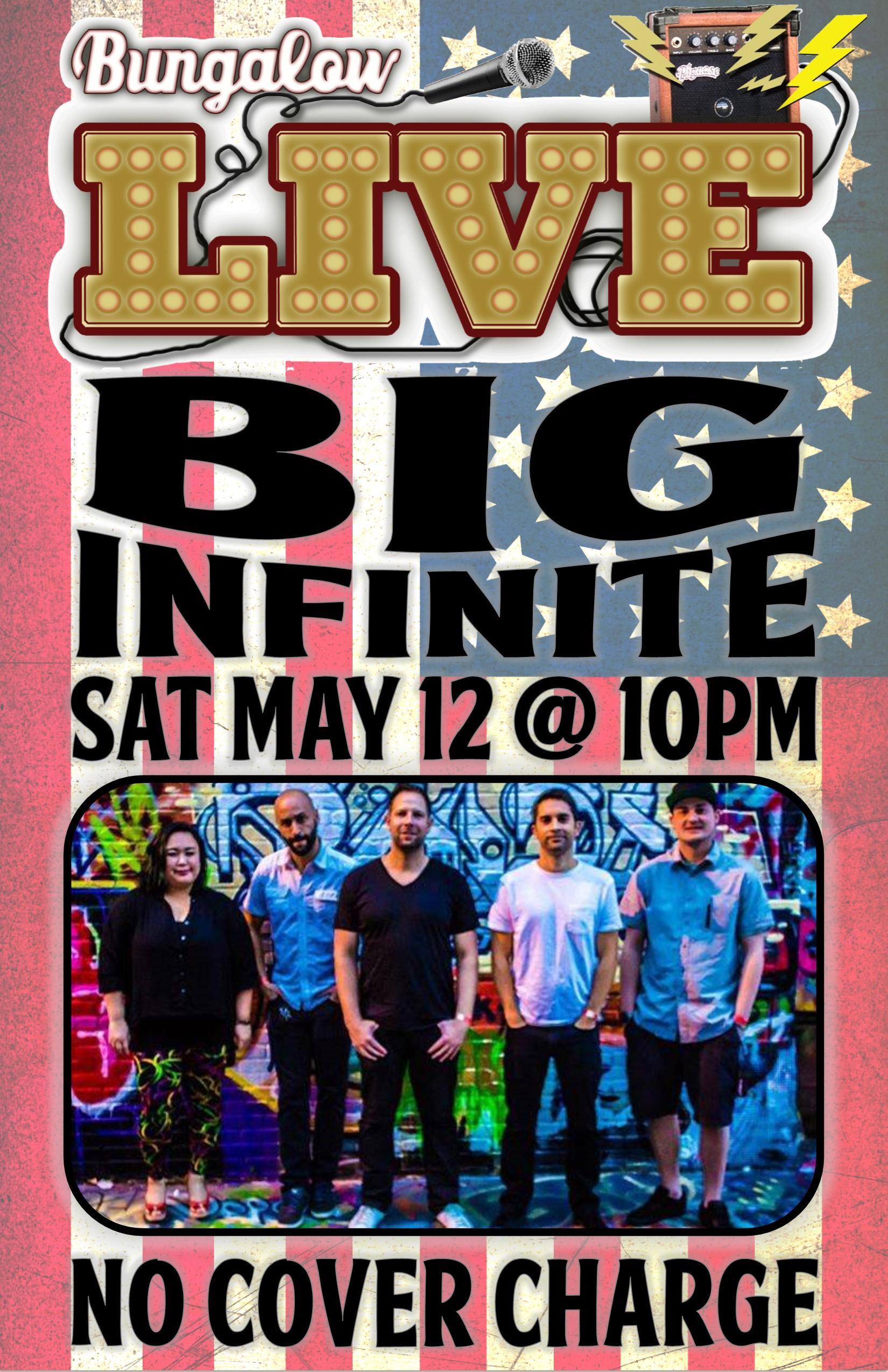 big infinite May 2018