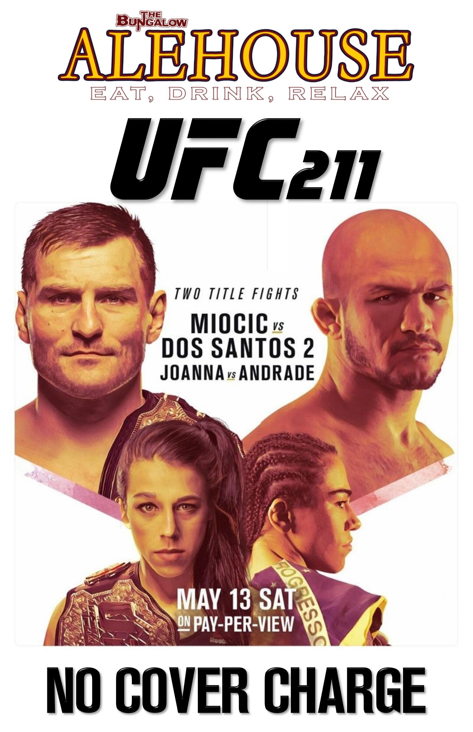 UFC 211 PM