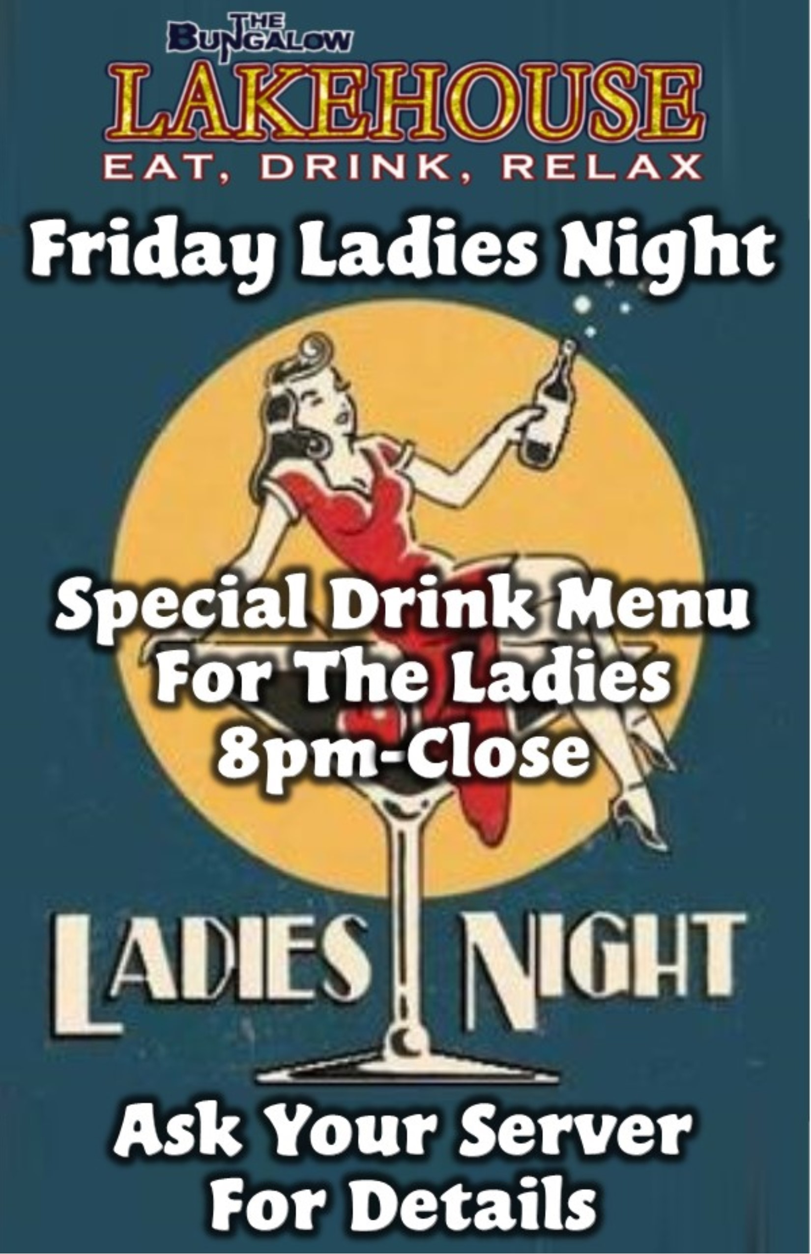 Ladies Night 11x17