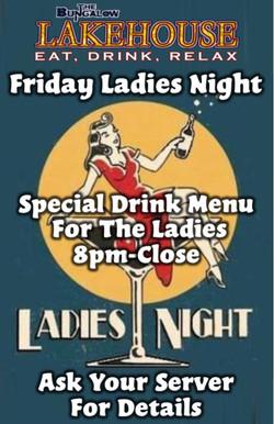 Ladies Night 11x17