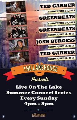 Lakehouse Music JUNE JULY 2015