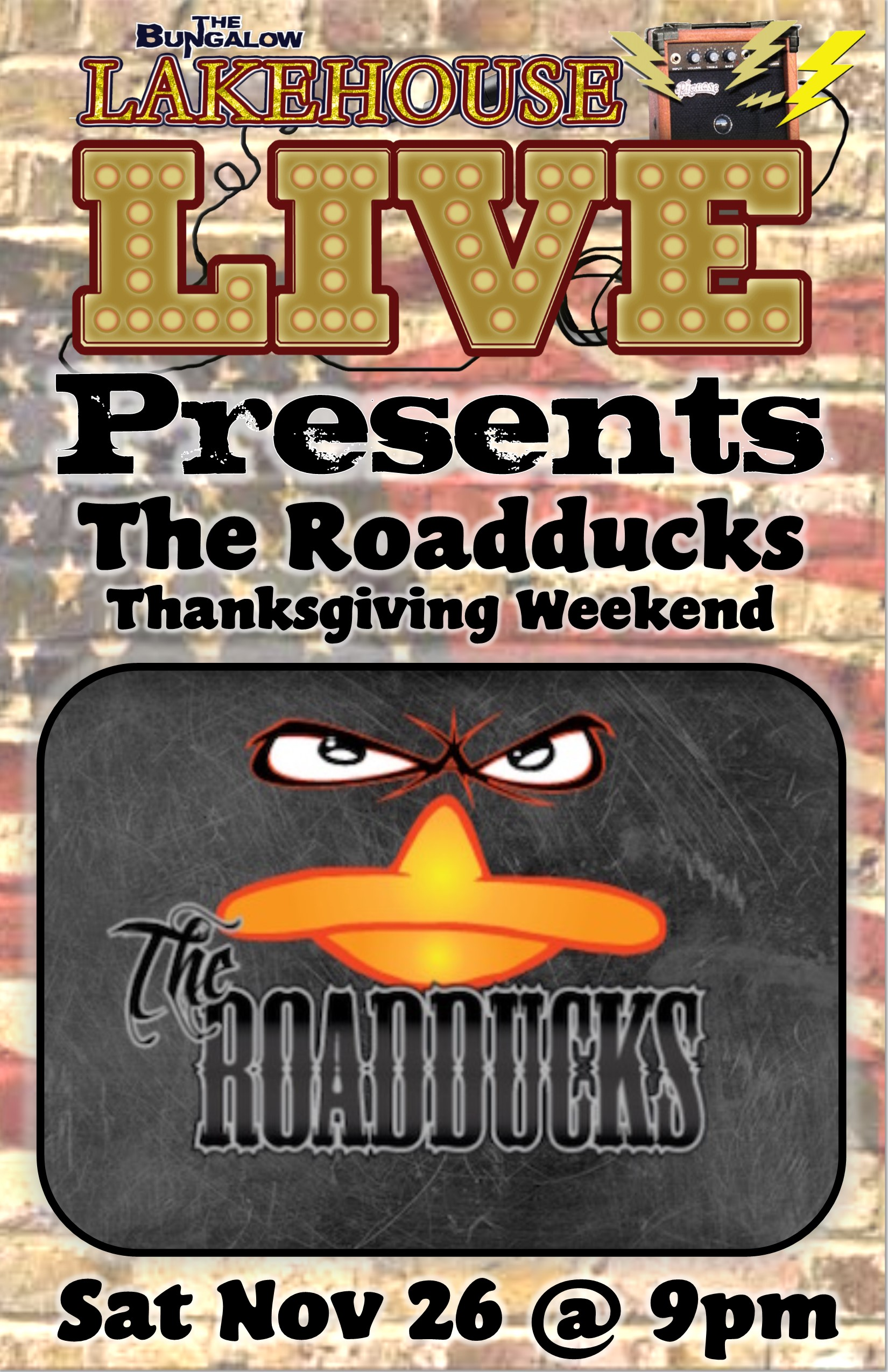 Roadducks 11x17
