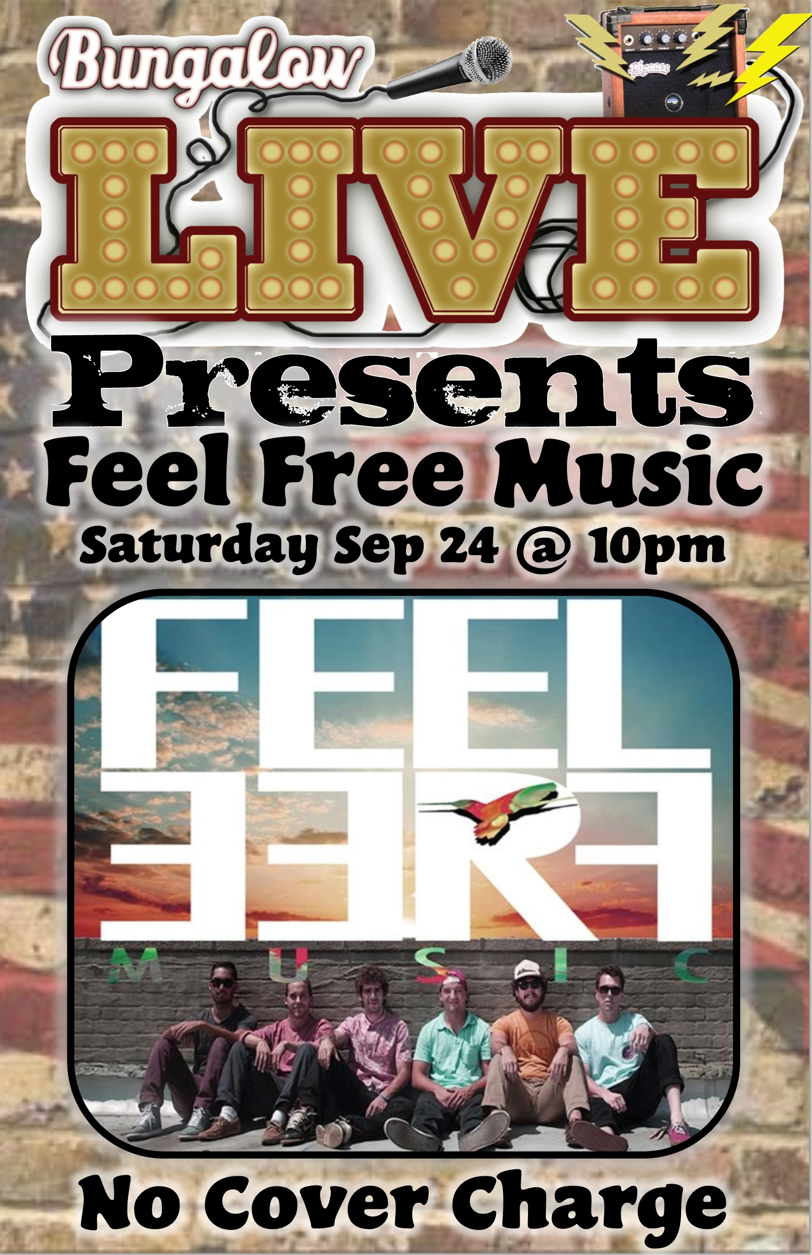 Feel Free Music