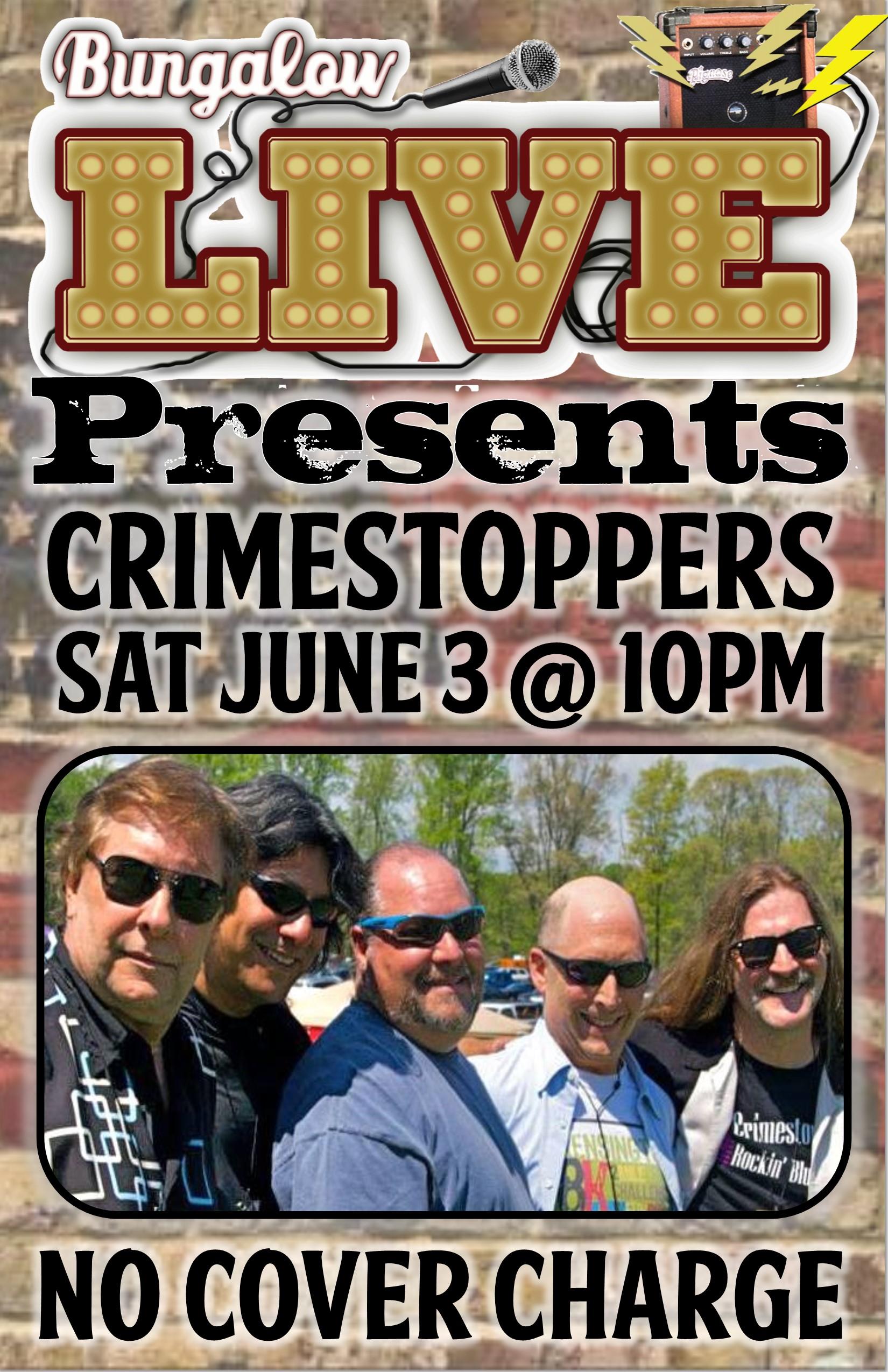 Crimestoppers June 2017