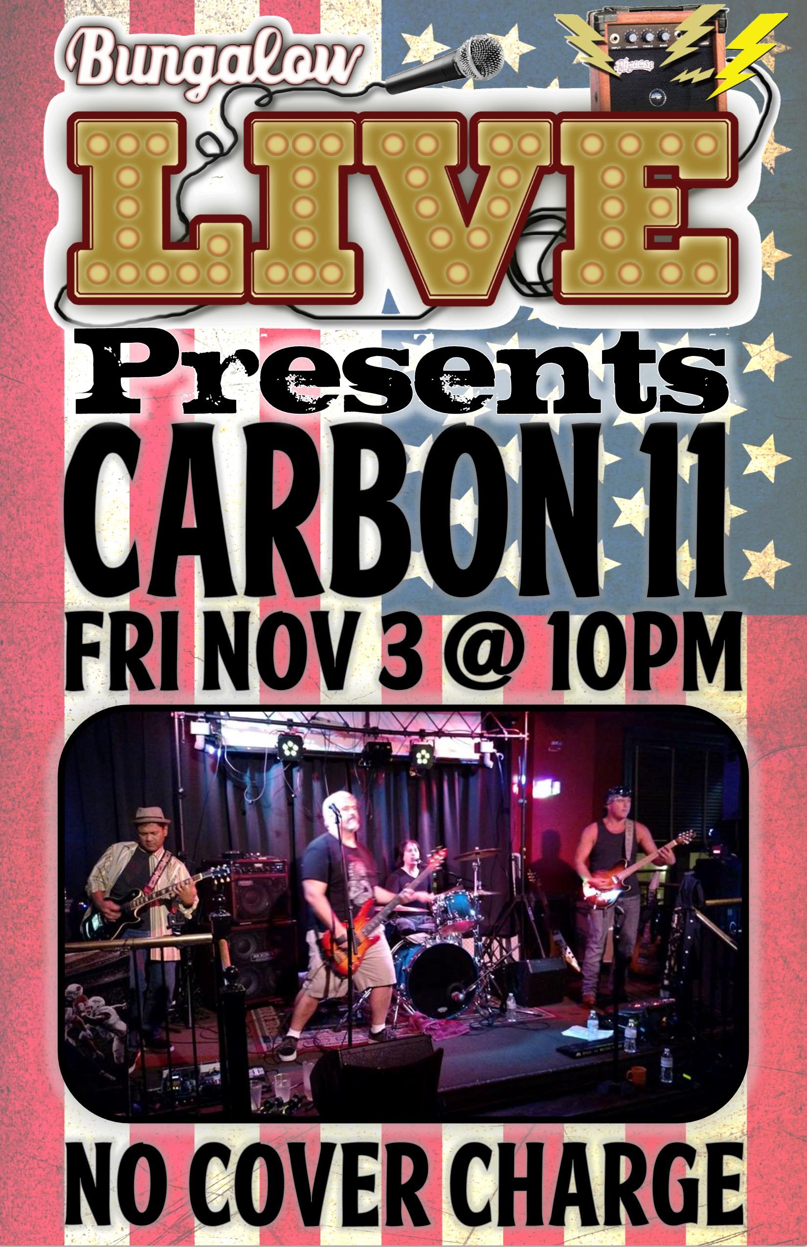 Carbon 11 Nov 2017