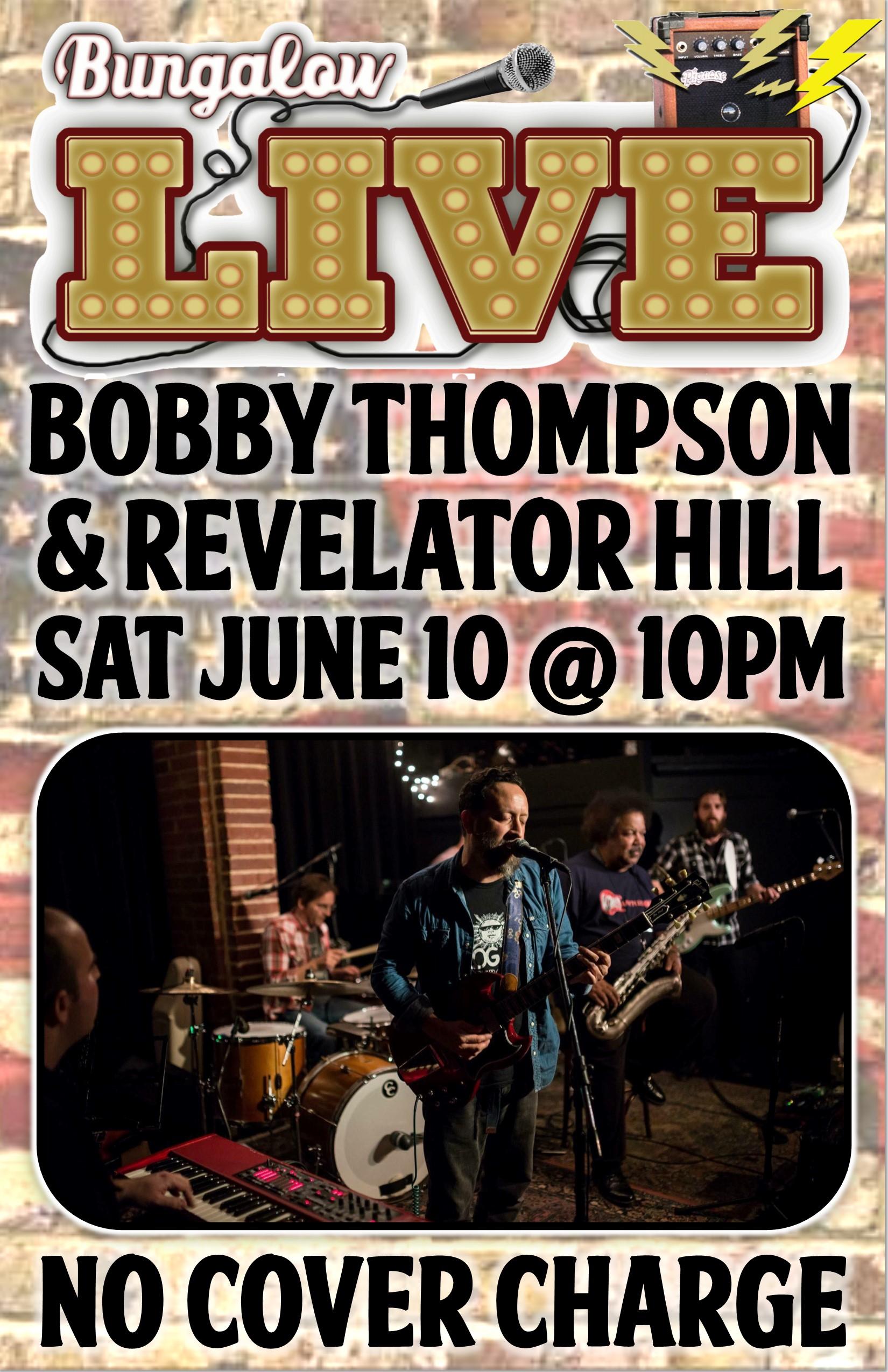 Bobby thompson June 2017