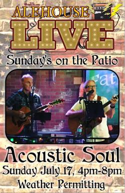 Acoustic Soul PM Live 11x17