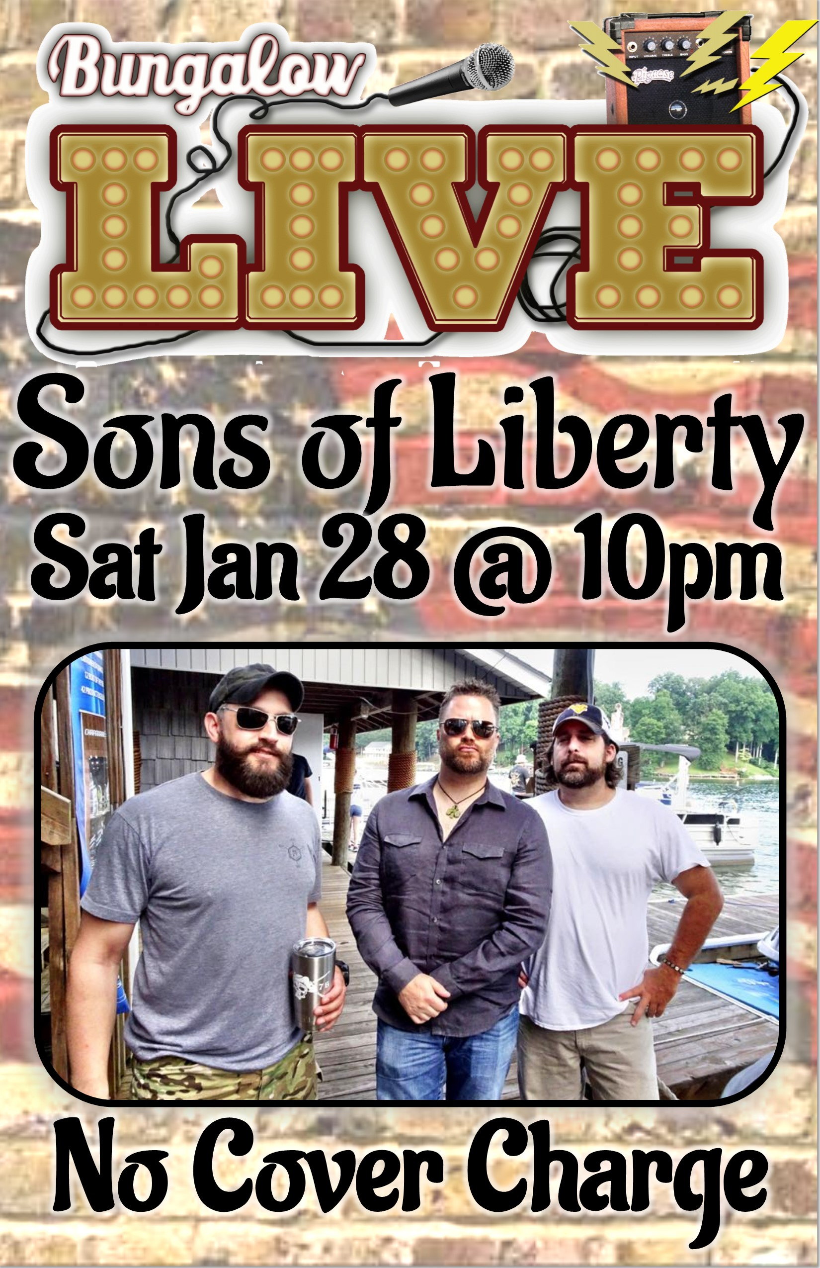 Sons of Liberty 11X17