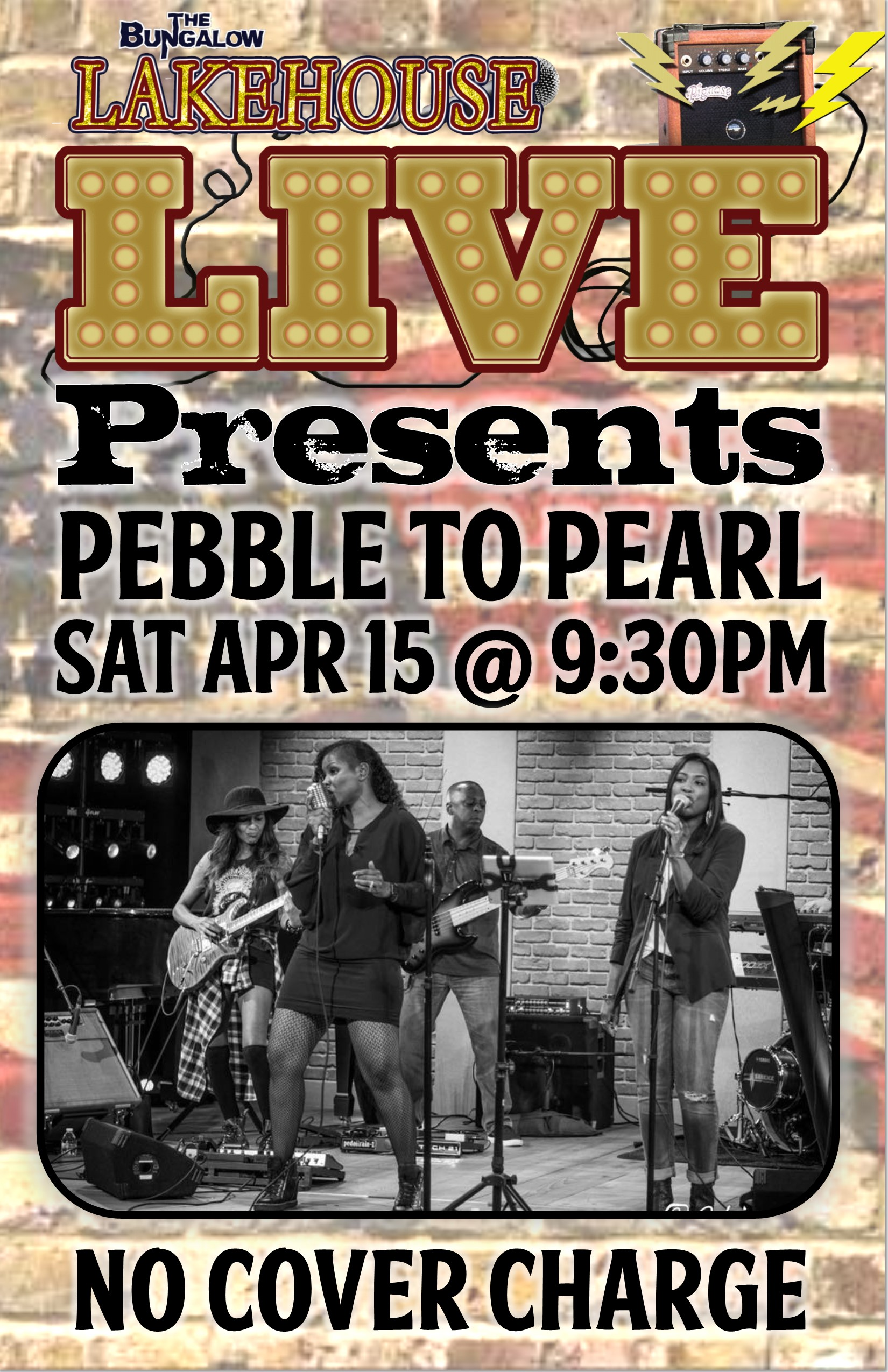 Pebble to Pearl 11x17
