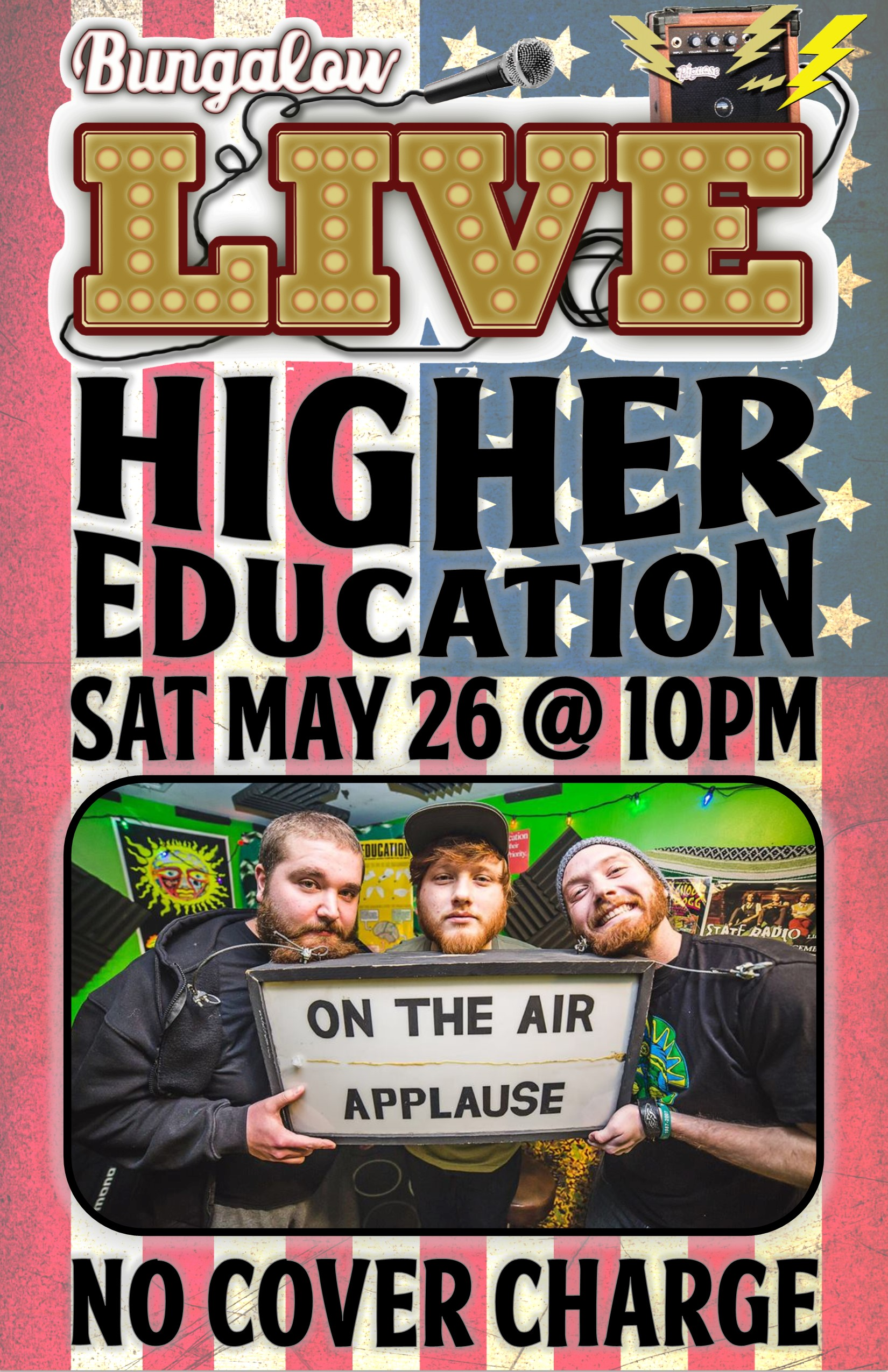 Higher Education May 2018