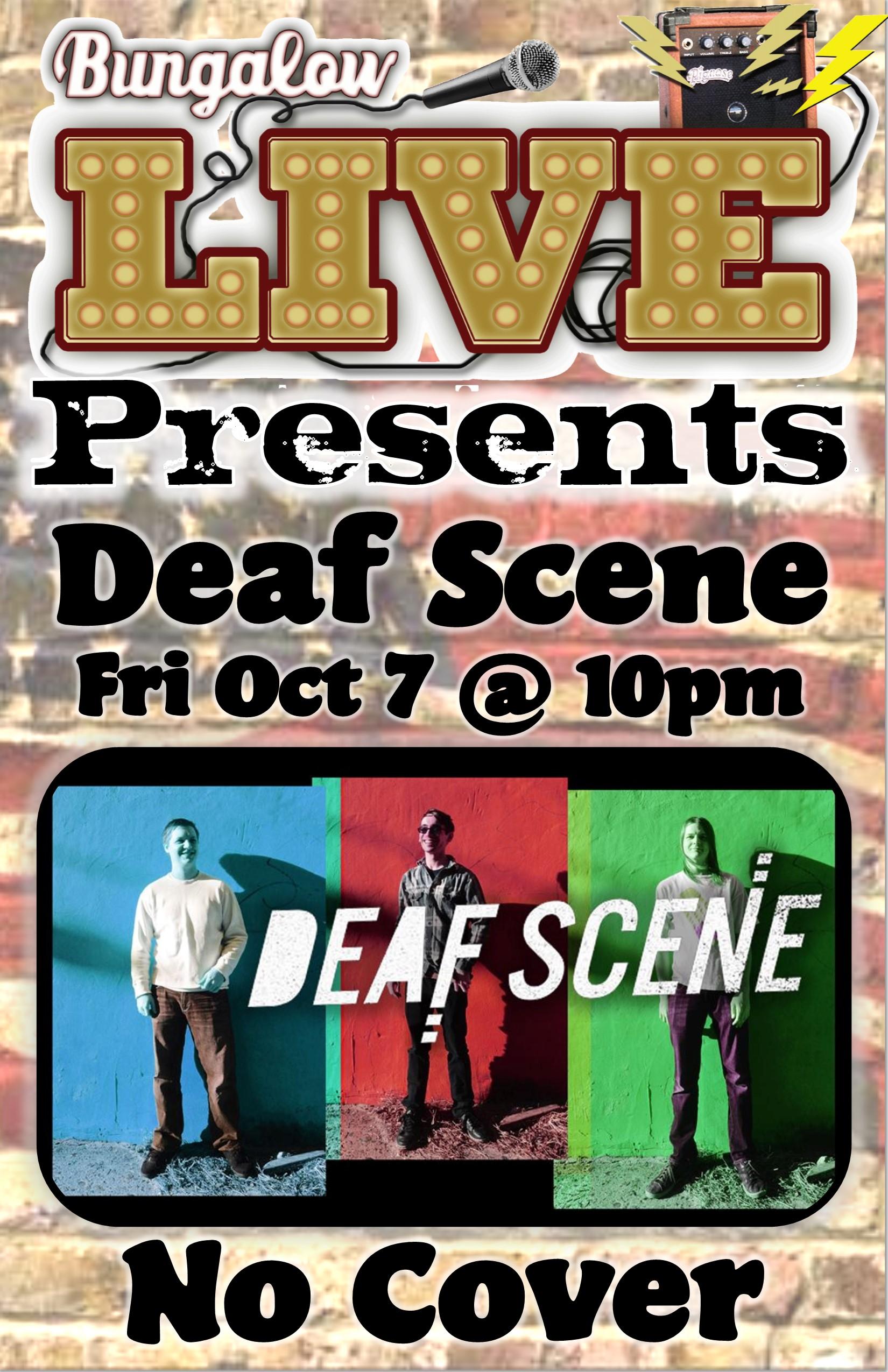 Deaf Scene 11x17