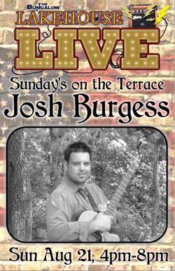 Josh burgess Live 11x17