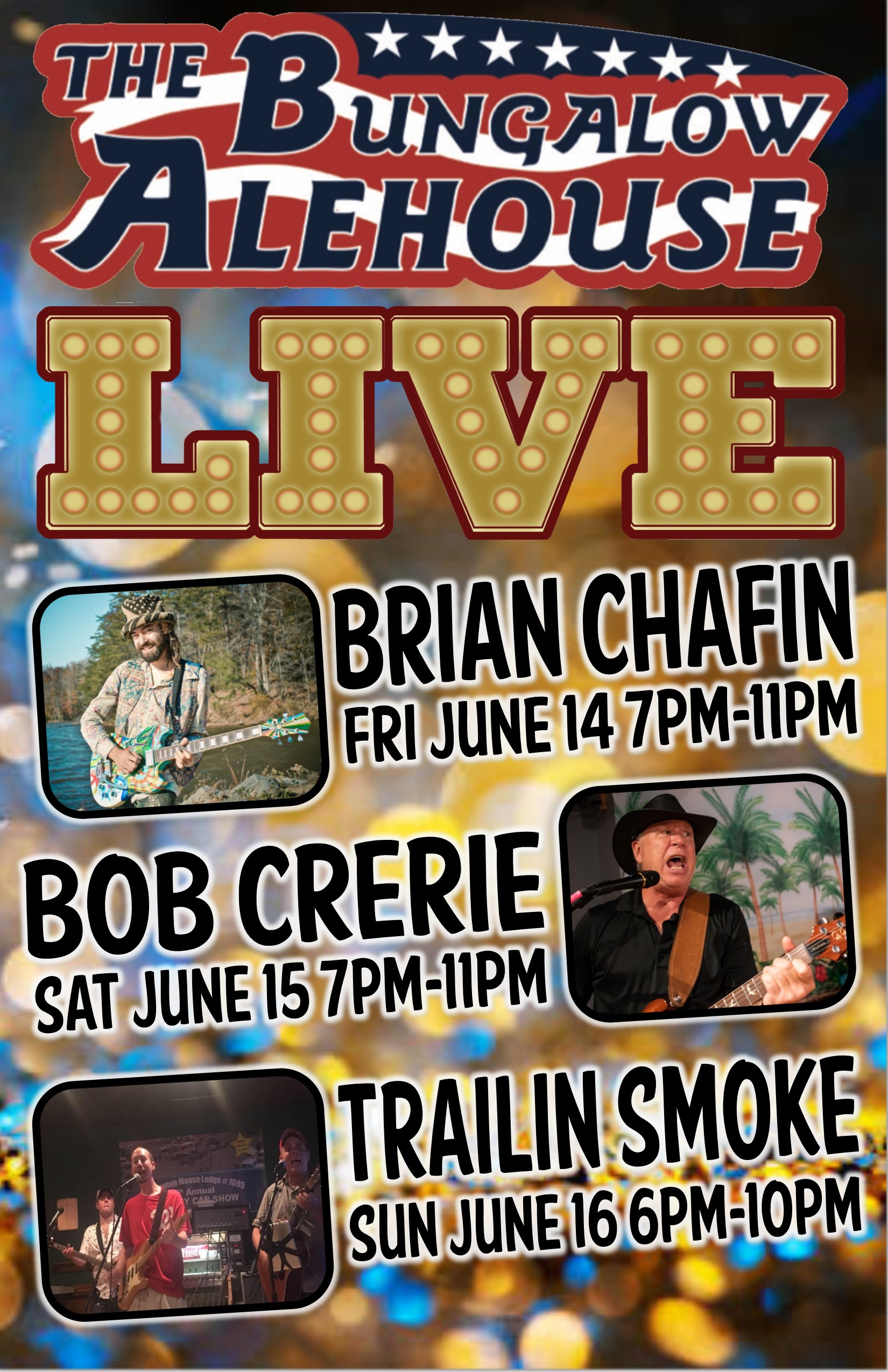 Ashburn Live june week 3 2019