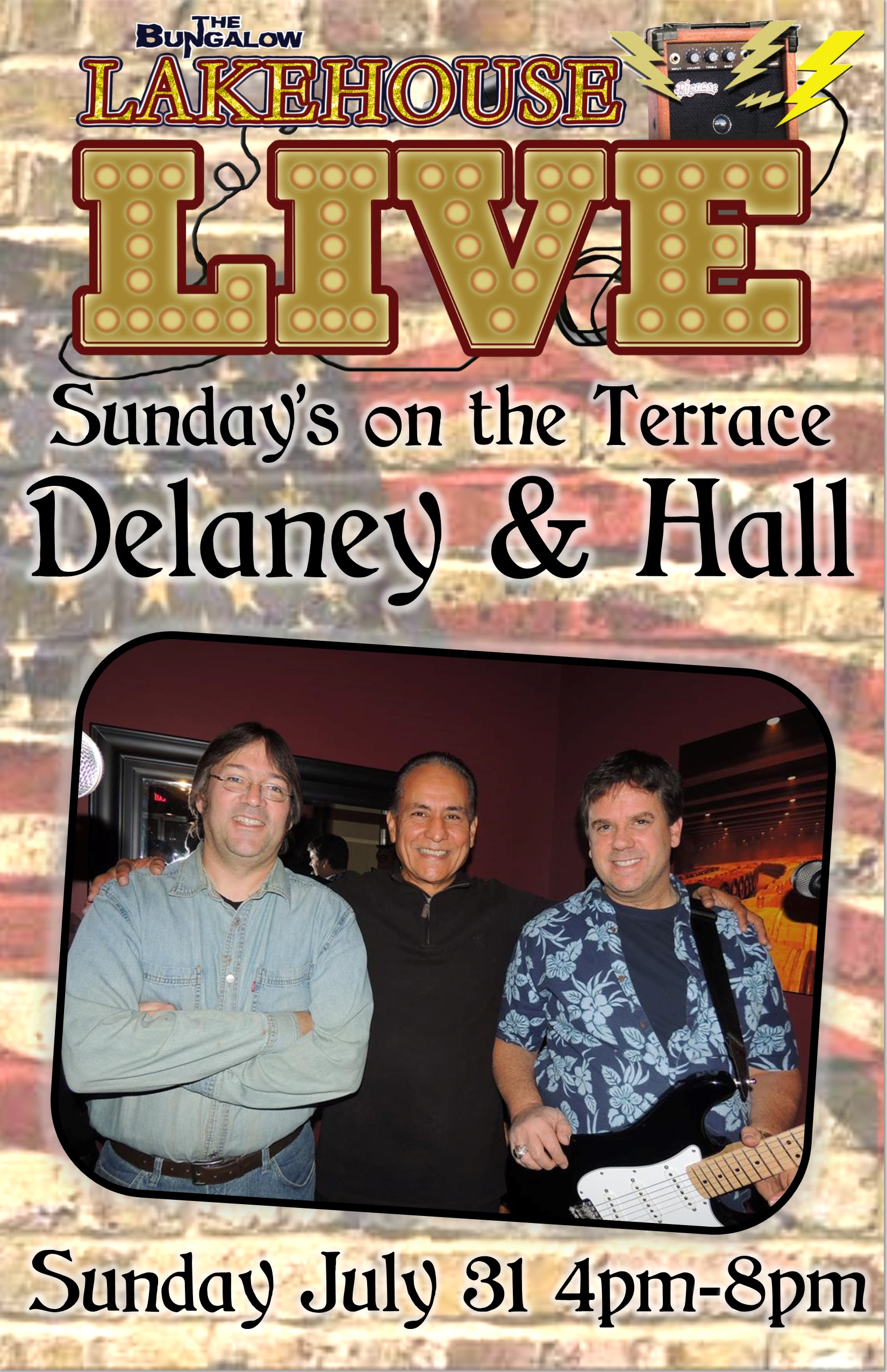 delaney & Hall