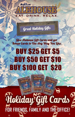 Gift Card Holiday