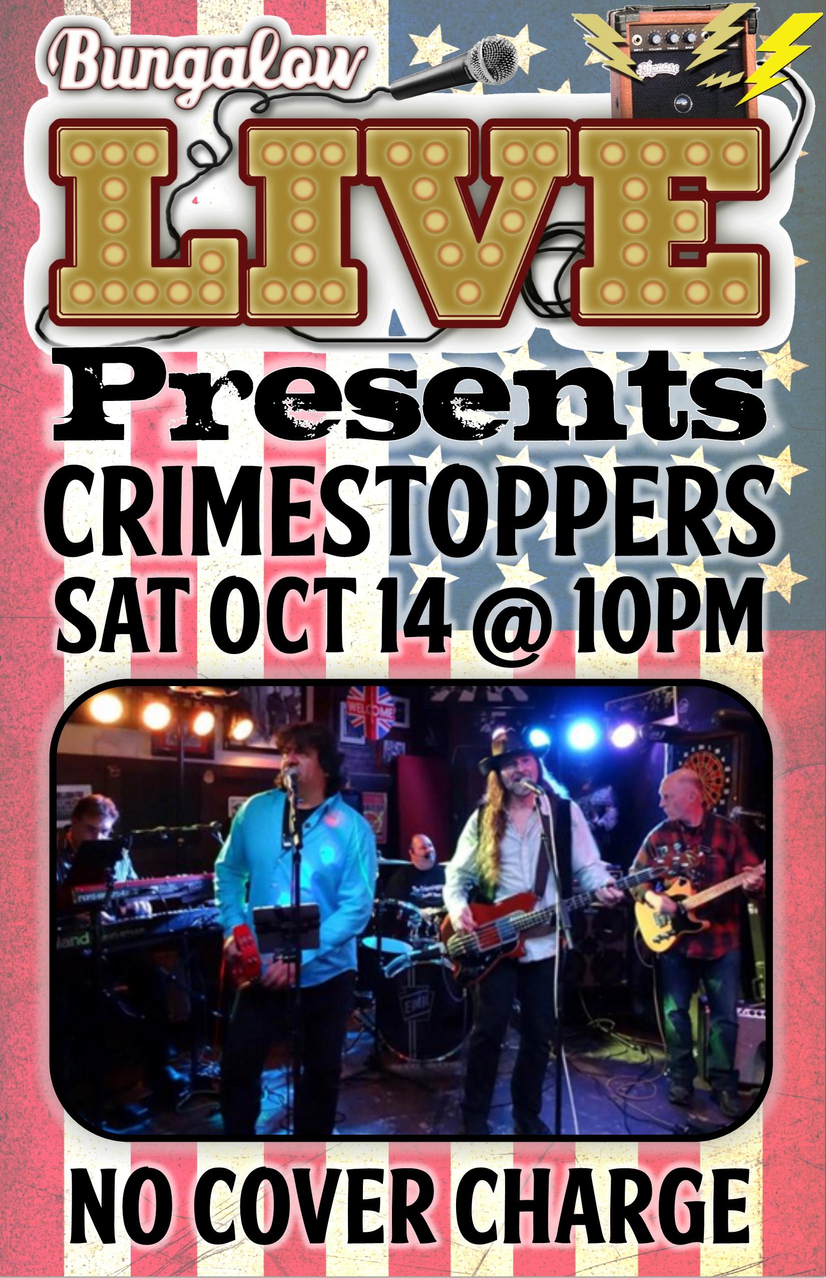 Crimestoppers Oct