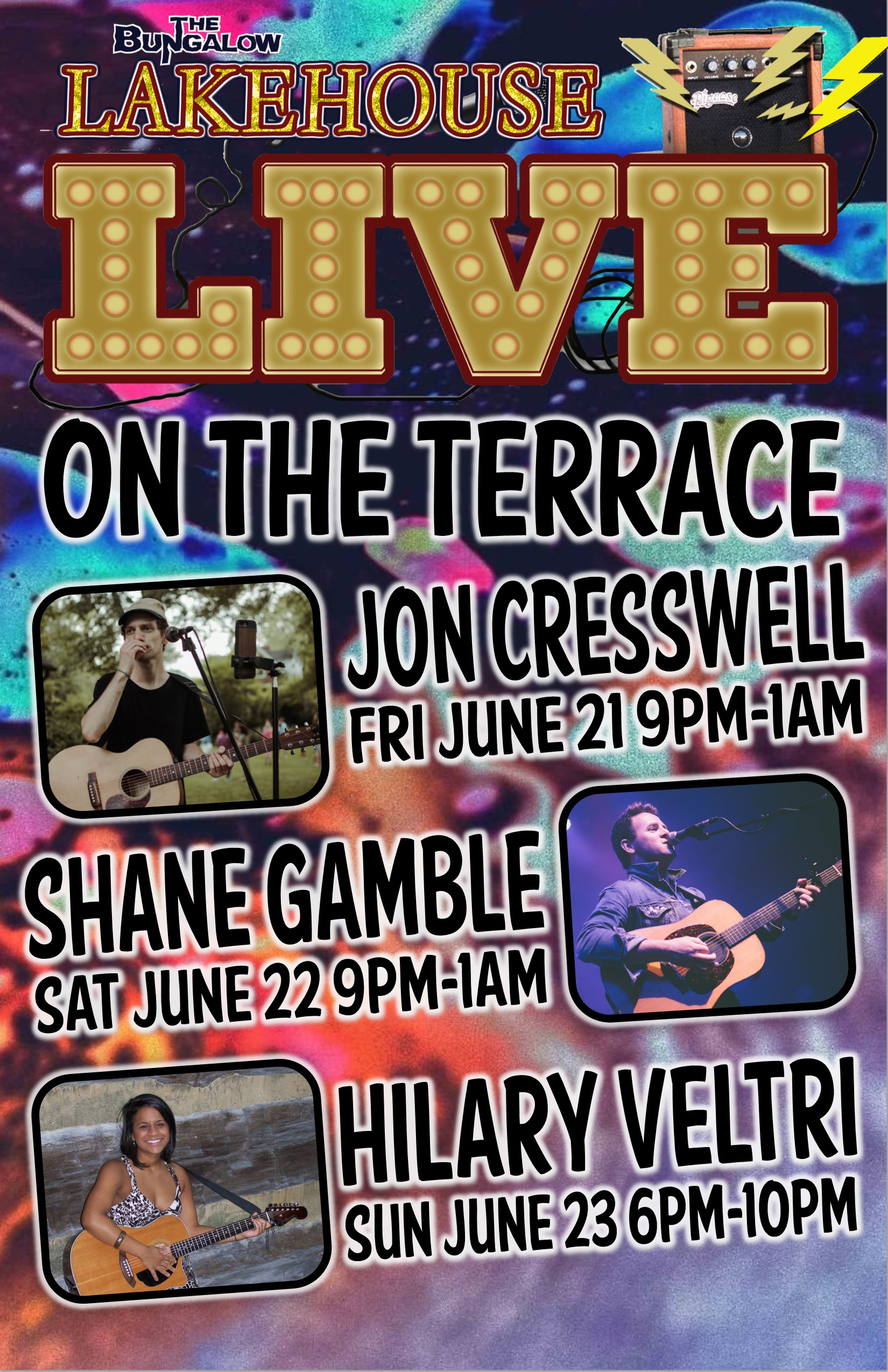 Lakehouse Live june week 4 2019