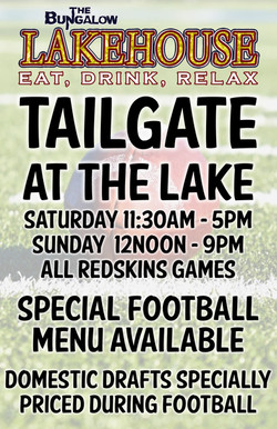 Lakehouse Football 2018 11x17