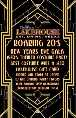 1920's Party 11x17