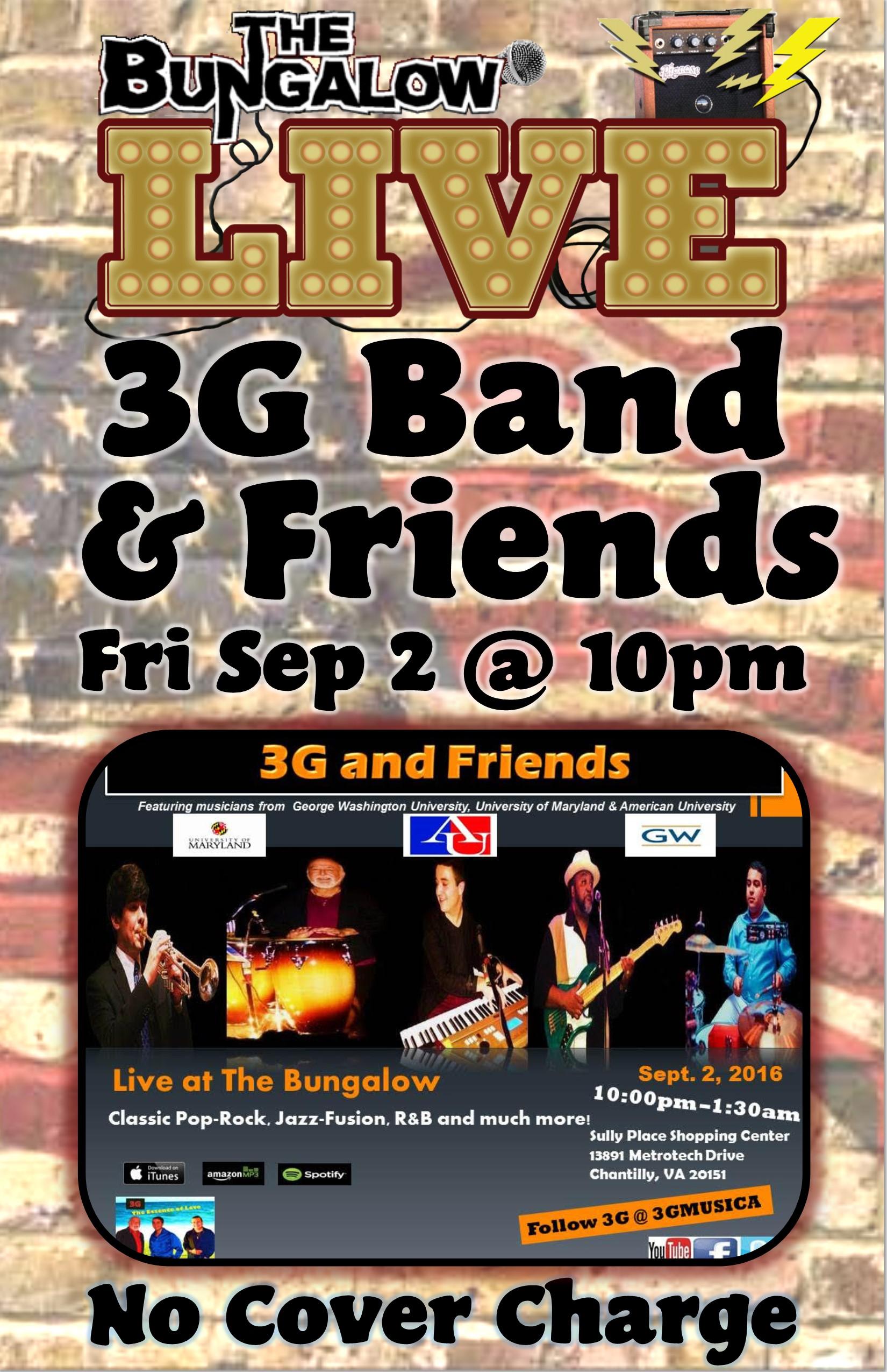 SG Band 11x17
