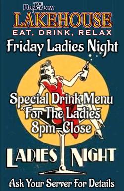 Ladies Night LH 11x17