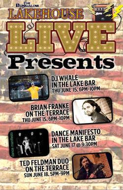 AA Lakehouse Live Template June week 3
