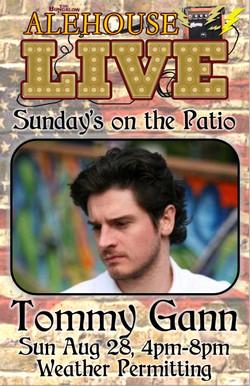 Tommy Gann PM 11x17